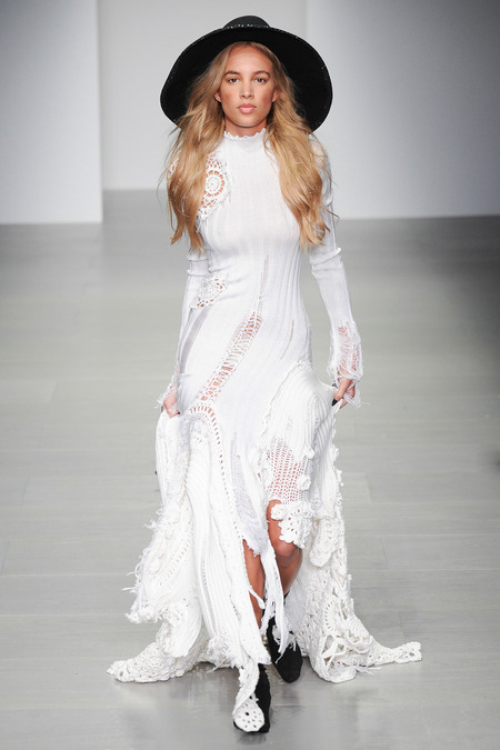 Sister by Sibling Fall 2014 Sarina Flores